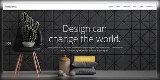 Best Camera For Interior Design 20 Best Interior Design Wordpress Themes 2017 Colorlib
