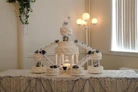wedding cake jacksonville fl tier wedding cake with