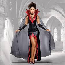 Halloween Costume Cape Women Killing Halloween Costume Vampire Gown Fancy Sales
