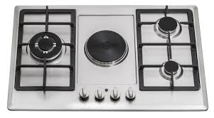 table top stove and oven jhg stainless steel built in 4 burners cooking gas stove oven