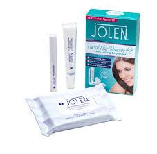 cream hair remover kit jolen