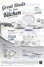 Corelle Clearance World Kitchen Corningware Corelle U0026 More Offers 17 Jun U2013 13 Jul 2014