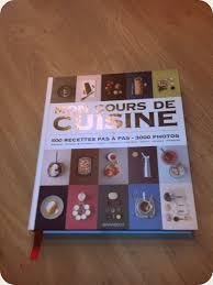 livre cours de cuisine mon cours de cuisine marabout maghily