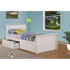 Kids Beds With Storage Bedroom Donco Kids Bobs Bedroom Sets Twin Bunk Beds With Storage