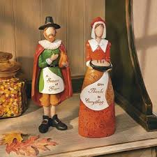 thanksgiving pilgrim couples figurines thanksgiving wikii