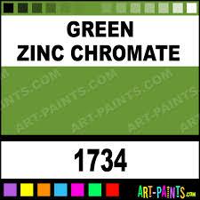 green zinc chromate model metal paints and metallic paints 1734