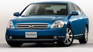 как выбрать Nissan Teana J31 с пробегом колеса ру