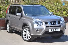 suv nissan wn11kfy used nissan x trail tekna suv at wessex garages pennywell