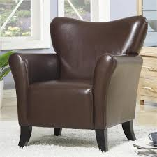 Brown Accent Chair Eli Accent Chair Brown