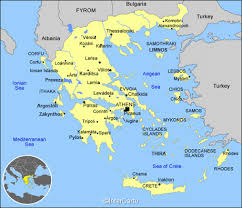 volos map greece map map of greece