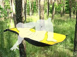 Hanging Tent by Prototypes U0027hanging U0027 Tent Rolled Foam Hammock