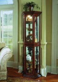 curio cabinet with light 13 best curio cabinets images on pinterest antique wardrobe