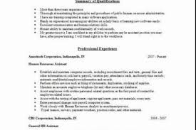 Hr Assistant Sample Resume by Human Resources Assistant Resume Human Resources Resume Human
