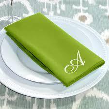 printed wedding napkins personalized wedding napkins cloth napkinsgraphic design company