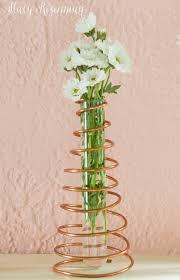 Personalized Flower Vases Handmade Gift Ideas Stacy Risenmay