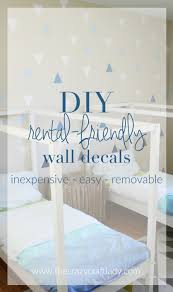 diy wall decals rental friendly decor feature the diy rental friendly wall decals feature these are