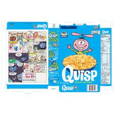 Breakfast Food Cereal Walmart Com by Quaker Quisp Cereal 8 5 Oz Box Walmart Com