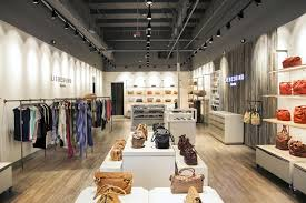 berlin design outlet liebeskind berlin store riverhead new york retail design
