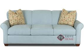 Queen Sleeper Sofa by Calgary Fabric Queen By Savvy Is Fully Customizable By You