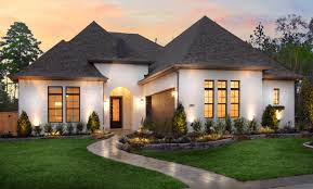 drees custom homes grand central park in montgomery county