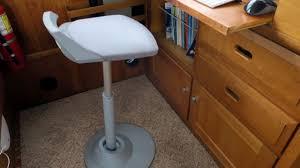 standing desk stool youtube