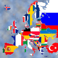 European Flags Images Image Europe Flag Map Jpg Plants Vs Zombies Wiki Fandom
