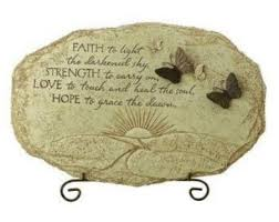 sympathy gifts design stepping sympathy gift