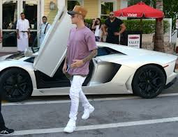 lamborghini shoes justin bieber gets miffed when fans touch his shoes j 14