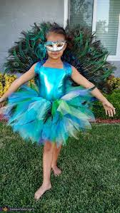Peacock Halloween Costumes Adults Peacock Costume Peacocks Masking Daughters