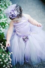 lavender girls tutu dresses dance ballet long puffy dresses for