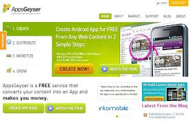 top free android apps the top 4 websites to create android apps for free the