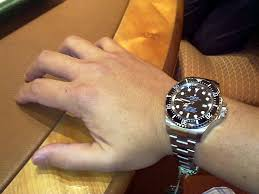 dssd on small wrists rolex forums rolex forum