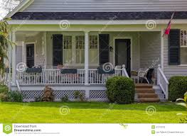 house with porch house with a porch stock photo image 41010732