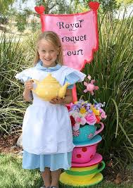 Tea Party Decorations For Adults Alice In Wonderland Party Idea Archives Design Dazzle
