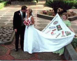 disgusting wedding dresses the 8 ugliest wedding dresses to been worn
