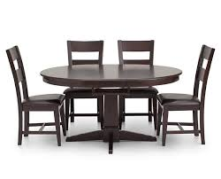 Butterfly Leaf Dining Room Table Montego Butterfly Leaf Dining Table Furniture Row