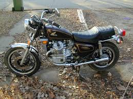 honda cx cx 500 custom