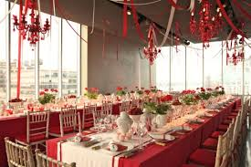 red and white table decorations for a wedding wedding ideas red and white wedding table decorations wedding
