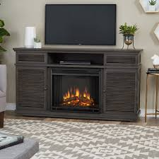 real flame fresno ventless gel fireplace black hayneedle