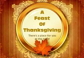 thanksgiving day feast word fellowship church