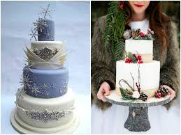 winter wedding cakes winter wedding cake ideas 2017 toppers cakes with snowflakes