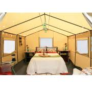 wall tent ozark trail 12x10 wall tent sleeps 6 walmart com