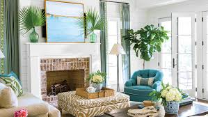 Living Room Decorating Ideas Southern Living - Interior designing ideas for living room