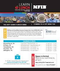 Hilton Garden Inn Round Rock Tx by Texas Business Learn Lunch Series Nfib