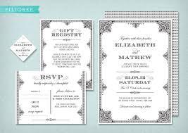 wedding registry templates wedding invitation wedding invite template invitations design