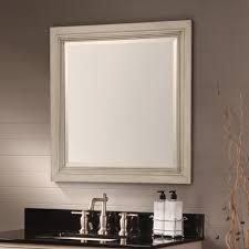 Wayfair Bathroom Mirrors - framed bathroom mirror 36 x 36 best bathroom decoration