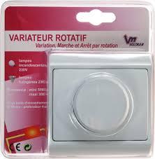 Schema Variateur Lumiere by Voltman Vom513500 Variateur Rotatif à Encastrer 300 W Amazon Fr