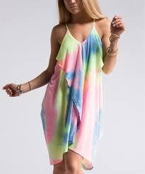 fashionomics charcoal u0026 pink paisley tie dye t back maxi dress