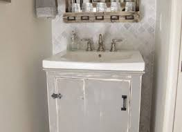 shabby chic bathroom cabinets b american