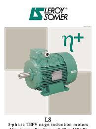 leroy somer motor wiring diagram single phase ewiring